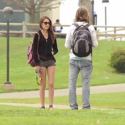 как познакомиться с подростком на улице