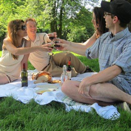 Как устроить вечеринку на природе?