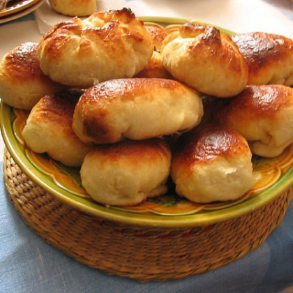 Как слепить красивые пирожки: мастер-класс