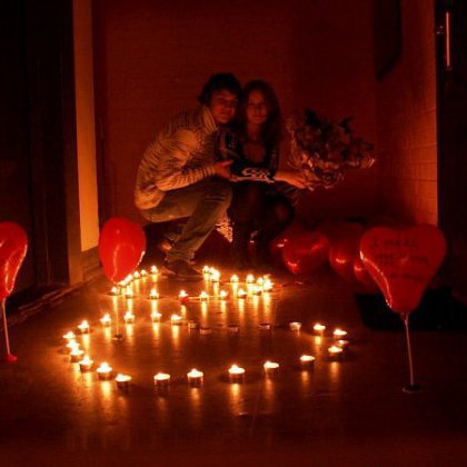 Как правильно провести романтический вечер?