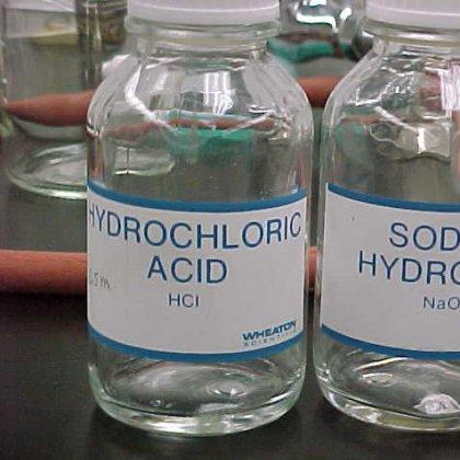 приготовить 10 раствор кислоты