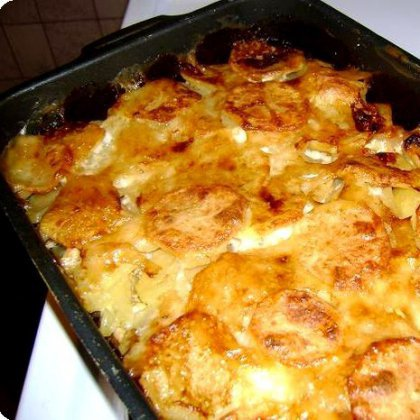 Рецепт мяса с картошкой в духовке в фольге рецепт