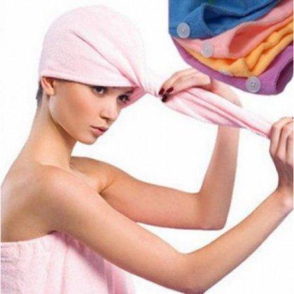 Как можно быстро высушить волосы без фена?