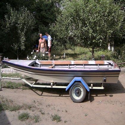 Как построить лодку из дерева?