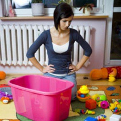 Как сделать чтобы ребенок убирал игрушки