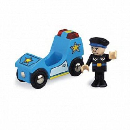 Как сделать полицейскую машину проще всего?