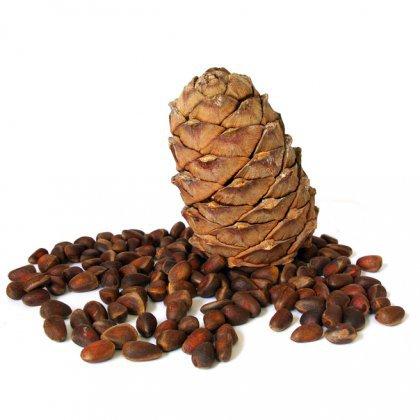 Как приготовить кедровые орехи?