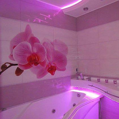 Как сделать красивую в ванной
