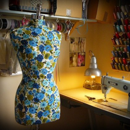 Манекен для пошива одежды