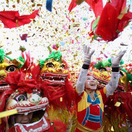 Как отметить новый год в китайском стиле?