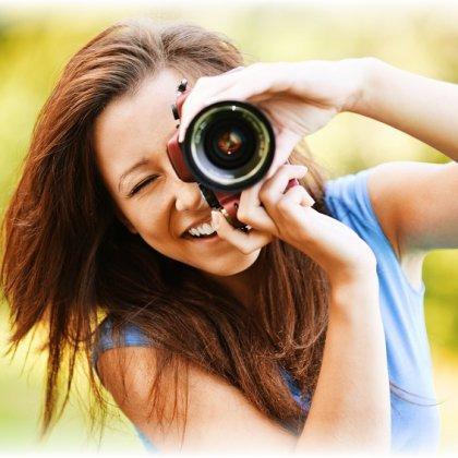 Как научиться фотографировать профессионально?