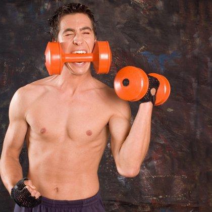 Как ускорить рост мышц?