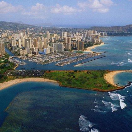Как долететь до Гавайи?