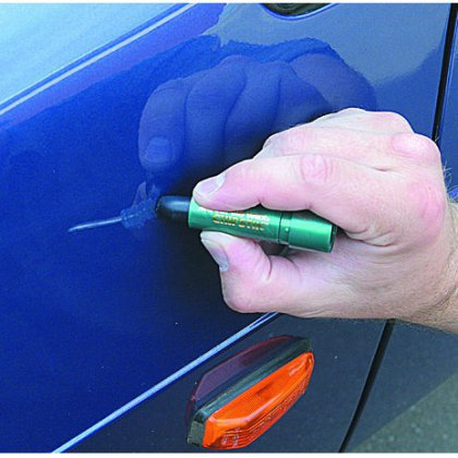 Чем убрать глубокие царапины на машине