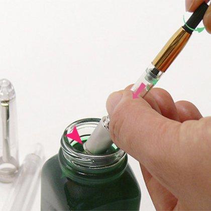 Чернила для перьевых ручек как сделать