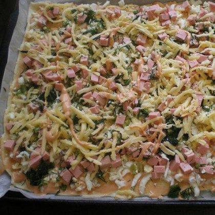 Пицца итальянская своими руками фото 119