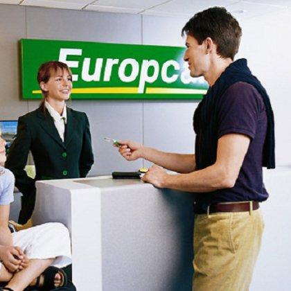 Промокод Europcar - скидки на аренду автомобиля