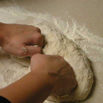 Как делать тесто на вареники?