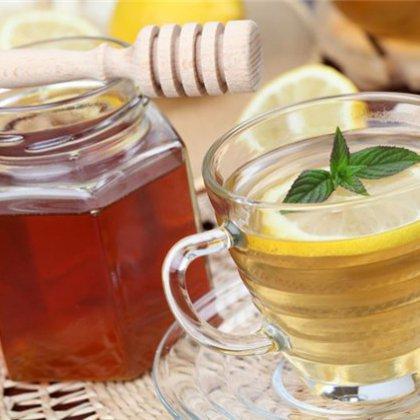 Как пить чай с медом?