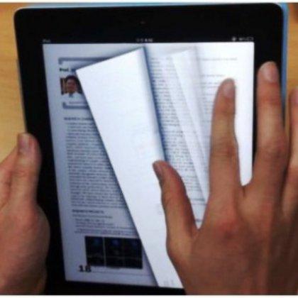 Как читать книги на планшетнике?