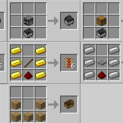 Майнкрафт как сделать командный блок - 8