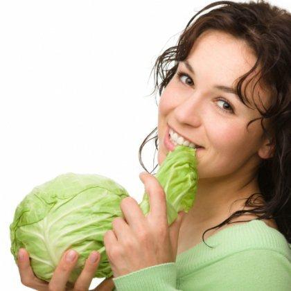 Капустная диета: достоинства и недостатки