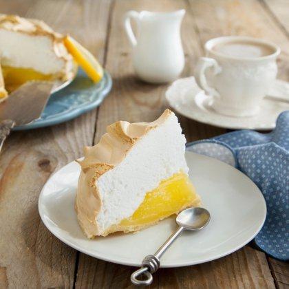 Как приготовить лимонный пирог?