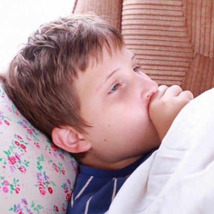 Как лечить лающий кашель у детей?
