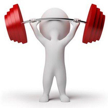 Как правильно качать мышцы штангой?