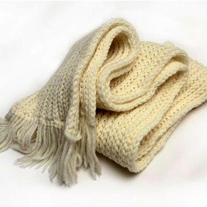 Как красиво связать шарф (для начинающих)?
