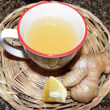 Как пить чай с имбирем?