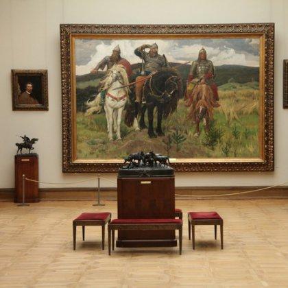 Как дойти до Третьяковской галереи?