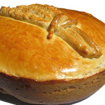 Как делали в старину хлеб?