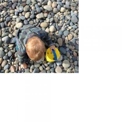 Как сделать камень из глины?