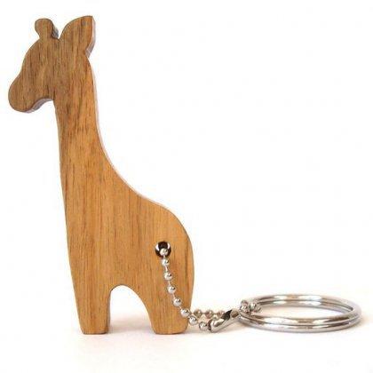 Как сделать жирафа из дерева?
