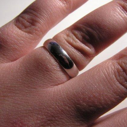 Как снять кольцо с опухшего пальца?