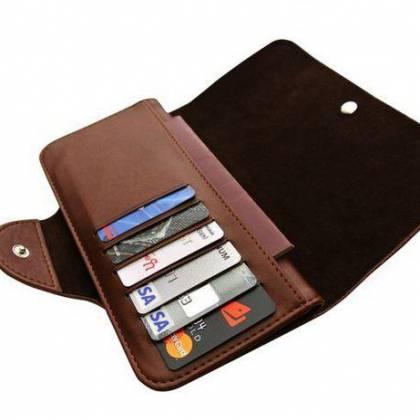 Для тех, кому нужен не простой мужской кошелек: кожаное портмоне с изображением Путина Russia Wallet!