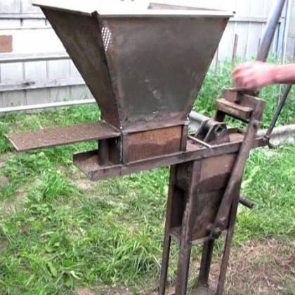 Как создать мини кирпичный завод: производство кирпича в домашних условиях