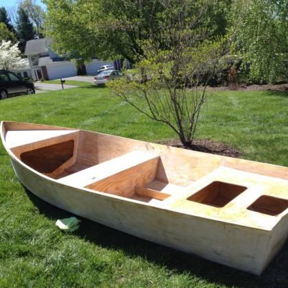Лодки своими руками с