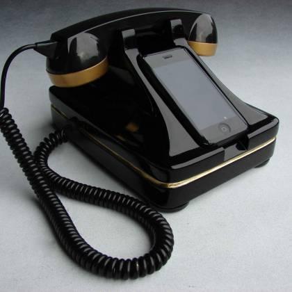 Как сделать из домашнего телефона звонок