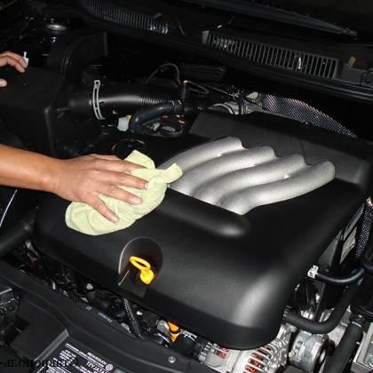 Как помыть двигатель автомобиля: рекомендации специалистов