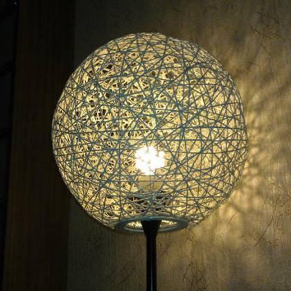 Как сделать плафон светильник своими руками