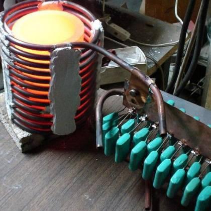 Как сделать индукционный нагреватель в домашних условиях?