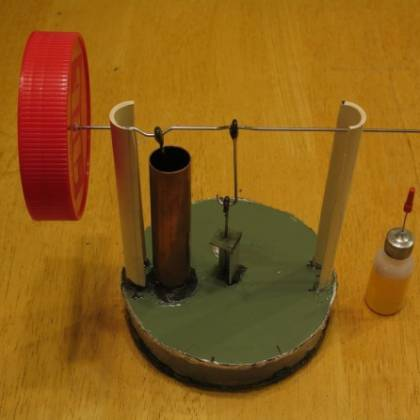 Как сделать двигатель Стирлинга своими руками: рекомендации