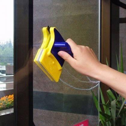 Мыть окна стало в два раза проще с новой щеткой Window Wizard!