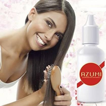 Как ускорить естественный рост волос? Секрет сыворотки Azumi