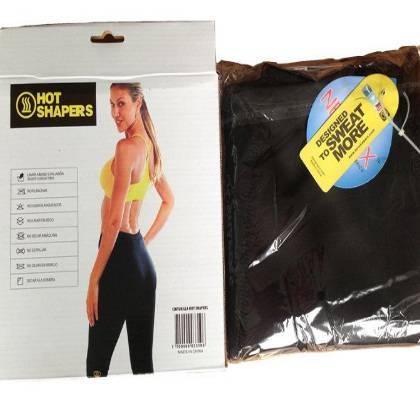 Как выбрать одежду с термоэффектом? Hot Shapers - лучшие бриджи для быстрого похудения