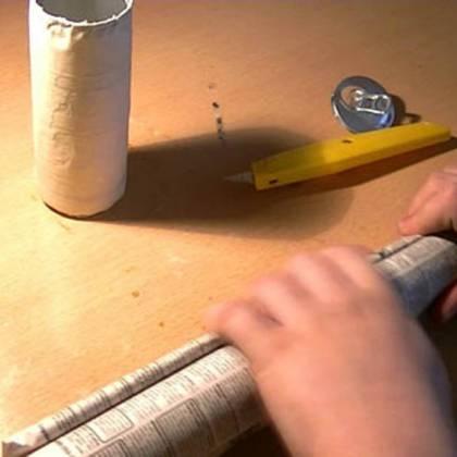 Как сделать самодельную шашку 546