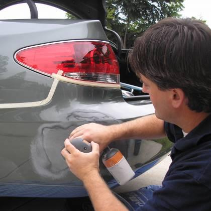 Как делать ремонт бамперов своими руками в домашних условиях?