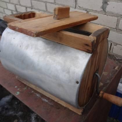 Как сделать ручную маслобойку: инструкция и принцип действия